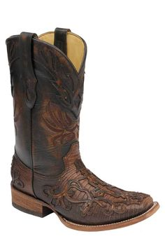 Men's cowboy boots, Cowboy boots and Cowboys on Pinterest