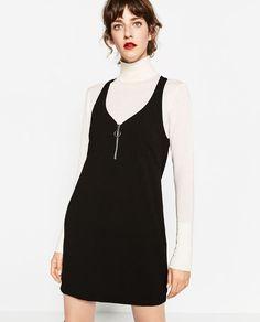 ZARA - SALE - DRESS WITH A SWEETHEART NECKLINE