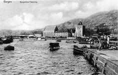 Bergen Bergenhus Fæstning fra marcus.uib.no