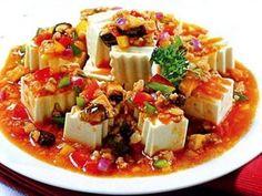 Món ăn chay: Đậu phụ sốt chay thanh đạm ngày rằm - http://congthucmonngon.com/78303/mon-an-chay-dau-phu-sot-chay-thanh-dam-ngay-ram.html