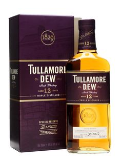 TULLAMORE DEW 12 YEAR OLD Special Reserve, Ireland