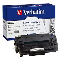 Verbatim Remanufactured Laser Toner Cartridge alternative for HP Q755