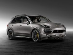 Cayenne Turbo S - good Mommy car