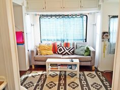 We love the way our Home On Wheels turned out and feel like it is exactly where we are suppose to be.