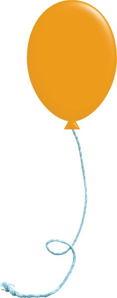 three balloons clipar