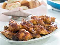 Get Oven BBQ Chicken Recipe from Food Network