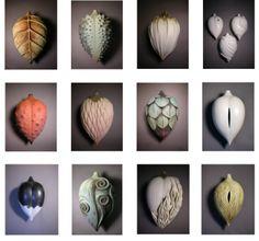 Alice R. Ballard - Ceramic pods