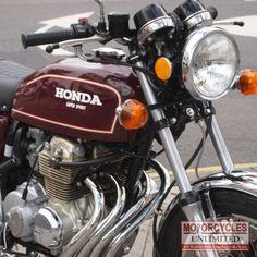 1977 Honda CB400 Classic Honda For Sale | Motorcycles Unlimited