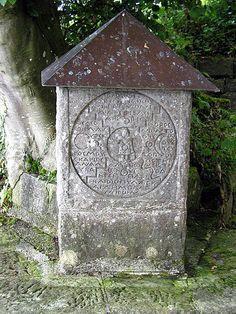 Carl Jung's Bollingen Tower Mandala Stone