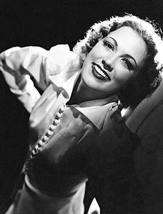 Eleanor Powell | 1936 - Actress Eleanor Powell | Vintage-Stars ...