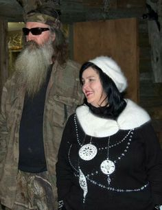 "Duck dynasty""$Phil and Miss Kay"""