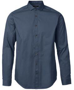 Blå Tiger of Sweden Steel skjorter - ModeJagten.dk