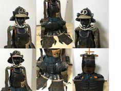【実家蔵出し】江戸初期~中期頃の甲冑一式 着用可能!_画像7