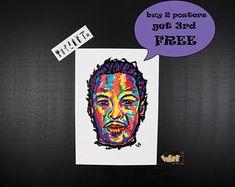 RAP poster DR DRE. perfect gift for hip hop lovers, Nwa, Compton, Hip hop art, wall decor, unique gift for rap fans, wall art, Dr. Dre art