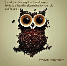 Javita Coffee Advertisement - cute