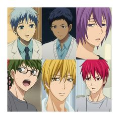 Find images and videos about kuroko tetsuya, aomine daiki and kise ryouta on We Heart It - the app to get lost in what you love. Anime Nerd, Anime Guys, Anime Love, Manga Art, Manga Anime, Midorima Shintarou, Akashi Seijuro, Namaikizakari, Kiseki No Sedai