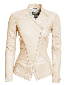 Danier : women : jackets blazers Discover and share your fashion ideas on Girl Fashion, Fashion Outfits, Womens Fashion, Fashion Ideas, Blazer Jackets For Women, Weekend Wear, Leather Fashion, Sweater Jacket, Autumn Winter Fashion