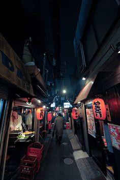 Tokyo, Shinjuku by joe holmes, via Flickr