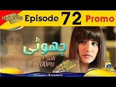 Chhoti Episode 72 Promo on Geo Tv