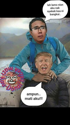 Donald trump dead by joihok