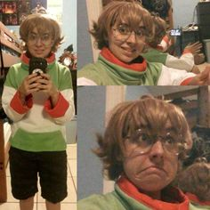 Pidge Voltron Legendary Defender cosplay