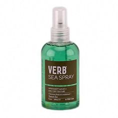 Verb Sea Spray Windswept Waves Daily Dry Texture - From Hair ; Damp Hair Styles, Curly Hair Styles, Natural Hair Styles, Pixie Cut With Bangs, Short Bangs, Sea Salt Spray, Air Dry Hair, Waves, Strong Hair