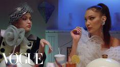 Gigi, Bella, Anwar, and Yolanda Hadid In the Best Looks of New York Fashion Week Spring 2019 Vogue Fashion Week, New York Fashion, Fashion Show, Fashion Weeks, Spring Fashion, Office Fashion Women, Womens Fashion For Work, All Star