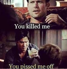 Resultado de imagen para best sarcastic quotes the vampire diaries