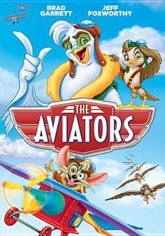 The Aviators | DVD | Based on a True story. In 1918 the quiet life on a farm is suddenly threatened by the arrival of the first World War. Aware of their responsibility to help against the enemy, a clumsy but bold group of Carrier Pigeons along with their sidekick engineer mouse become messengers to try and save the life of a battalion of American soldiers.