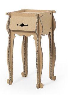 CuriousSofa.com Blog: Cardboard Art