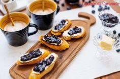 Mermelada de Arándanos Waffles, Pancakes, Breakfast, Ethnic Recipes, Food, Cranberry Relish, Candy, Morning Coffee, Essen