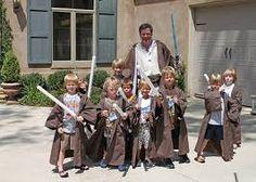 Resultado de imagen de disfraz jedi niños