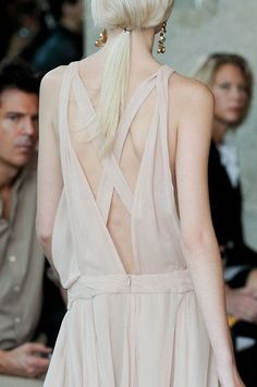 narcissiste:  Tory Burch at New York Fashion Week Spring 2012