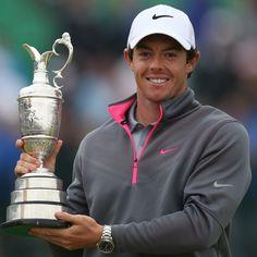 Scott, McIlroy Headline World Golf Rankings