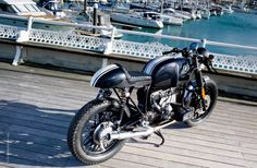 BMW Cafe racer R80/RT
