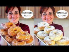ZEPPOLE DI SAN GIUSEPPE AL FORNO & FRITTE Ricetta Facile - Pasta Choux Fatto in Casa da Benedetta - YouTube