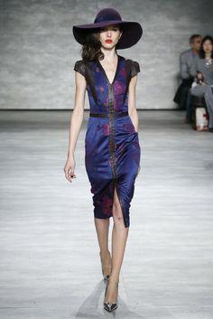 Georgine RTW Fall 2014 - Slideshow - Runway, Fashion Week, Fashion Shows, Reviews and Fashion Images - WWD.com
