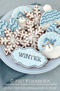 Beautiful Creations! like the winter plaque!