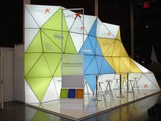 Lundbeck 2010 by Sigfrid Campamà #exhibit #design #eventprofs