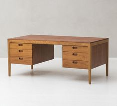 Writing desk by Hartmut Lohmeyer for Wilkhahn, Germany