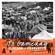 Happy Family Weekend Tigers! 🐯🏈 Beat Charlotte! #allin #clemsonfootball #gotigers #clemsontigers Clemson Football, Clemson Tigers, Family Weekend, Happy Family, Charlotte, Poster, Billboard