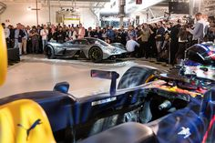 Aston Martin and Red Bull Racing unveil radical AM-RB 001 hypercar.