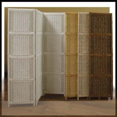 Wicker Square Design Room Divider Privacy Pinned By Www Wickerparadise