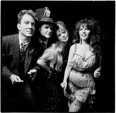 b52's....man I loved them when I was little ha!