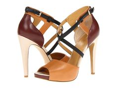 Nine West Jule Natural Multi Leather - Zappos.com Free Shipping BOTH Ways