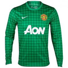 Manchester United Portero Niño 2012 13 Camiseta fútbol  646  - €16.87   ec3d21e04fb6e