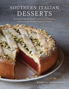 Southern Italian Desserts: Rediscovering the Sweet Traditions of Calabria, Campania, Basilicata, Puglia and Sicily. by Rosetta Costantino An authentic guide to the festive, mouthwatering sweets of Southern Italy, including regional specialties that are virtually unknown in this country as well as variations on more popular desserts such as cannoli, biscotti, and gelato. As a follow-up [Read more...]