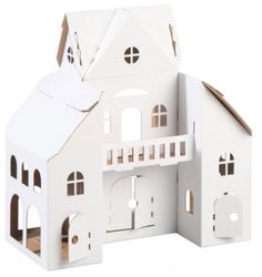 Cardboard dolls house ready for decorating $29.95