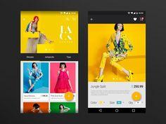 Marsalla   E-commerce App