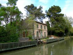 Canal du Midi by simasivi